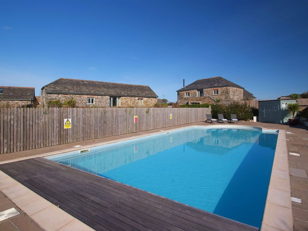 Luxury Studio Barn With Swimming Pool Gym Hot Tub Rock Moor Alnwick Northumberland North