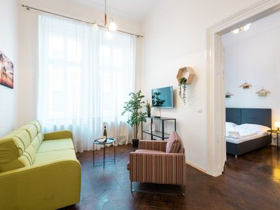 Photo for pragueforyou ❤ H6 ❤ Central apt in the city center