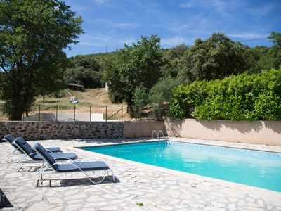 Photo for Charming Holiday Home in Rieussec with Swimming Pool