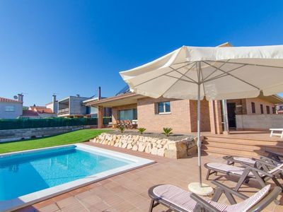 Photo for Club Villamar - Modern holiday villa with private pool, located in the center of the city and wit...