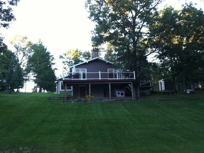 Photo for Beautiful Home on the Holy Waters of the AuSable
