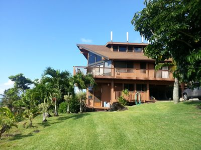 Photo for Amazing North Shore View - Roomy Quiet Property 7 Minute Walk From Sunset Beach