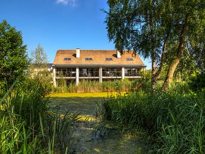 Photo for Contemporary Glass Fronted Lakeside Villa, With On-site Luxury Spa!
