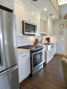 Photo for Brand new boutique style cottage waiting for you and yours.
