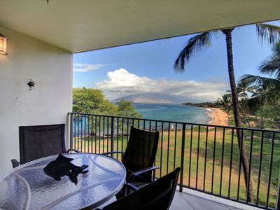 Photo for Lovely Oceanfront 2 BDRM Condo- Starting @ $335.00/night - Royal Mauian #403
