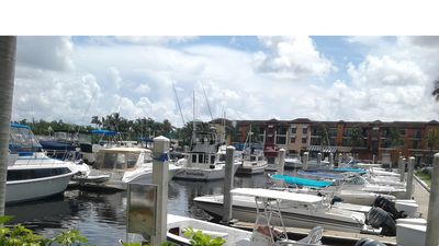 Photo for Waterfornt Naples Florida Downtown Vacation Rental overlooking Marina!