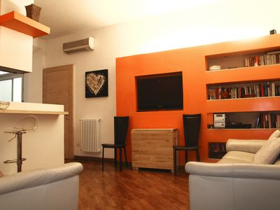 Photo for Apartment between Piazza di Spagna and the Trevi Fontain