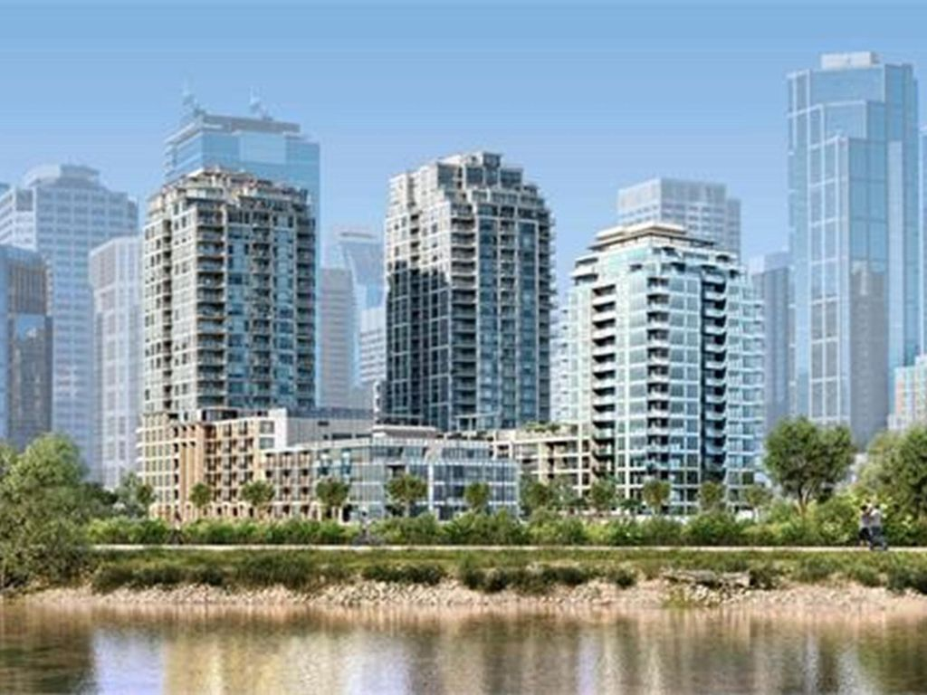 Calgary Luxury Downtown Tower On The Bow River Vrbo