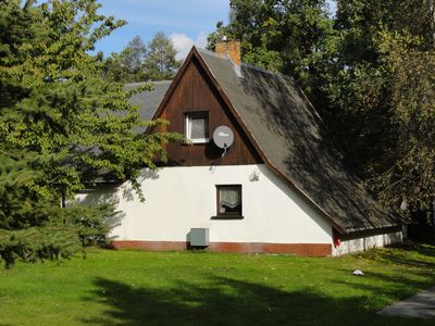 "Photo for ""Ferienhaus Antje"" directly on the river, Spreewaldhof Schupan in Burg (Spreewald)"
