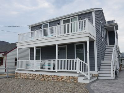 Photo for STUNNING BRAND NEW Top Floor - Three Family House, Beach Block OceanViews!!