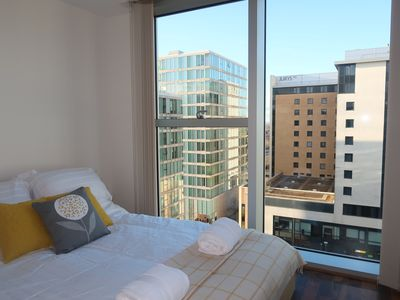 Photo for Lovely One Bedroom Apartment with City View