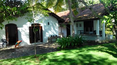 Photo for Lagoon villa in Hikkaduwa