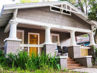 Photo for Beautiful Two Bedroom Home in the Heart of Tampa!