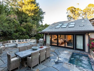 Photo for Stunning, luxury retreat in Mill Valley