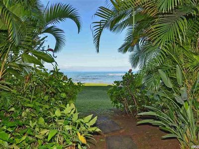 Photo for NEW TO OUR PROGRAM - Ground Floor Ocean View Condo - Fantastic Location