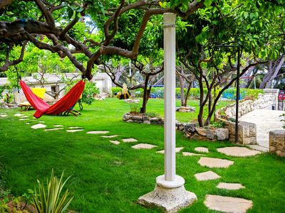 Photo for GARDEN OF EDEN,gorgeous apartment in the middle of lemon trees