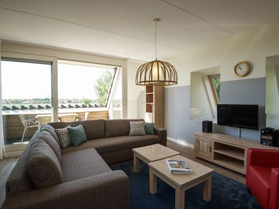 Photo for Luxury 4-person apartment in the holiday park Landal Résidence Terschelling - on the coast/the beach