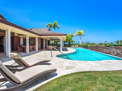 Photo for Luxury at Mauna Lani, 3 bedrooms with pool golf, spa and luxury amenities