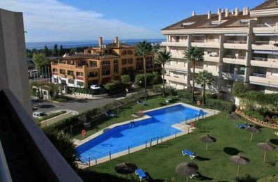 Photo for Marbella, apartment with wifi in the Golden Mile