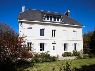 Photo for Great charming house, 9 pers.In the countryside, close to the sea (Etretat 10 km)