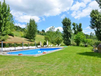 Photo for Vacation home Casale Belvedere (ORV114) in Orvieto - 2 persons, 1 bedrooms