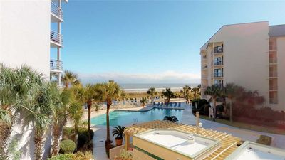 Direct Ocean and Pool view!