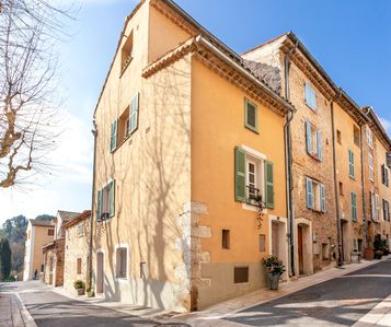 Photo for Beautiful village house in the heart of Valbonne with stunning roof terrace