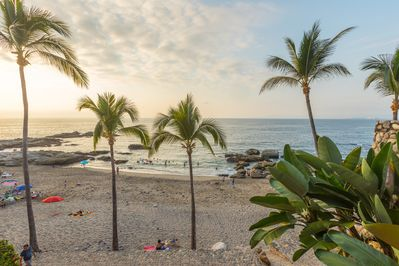 Beachfront Luxury Vacation Villa In  Puerto Vallarta from Beston Properties