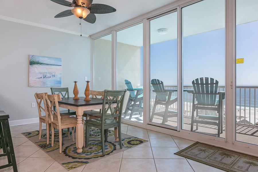 AUGUST SAVINGS in Sanibel #1105: 2 BR / 2 BA Condo in Gulf Shores Sleeps 6