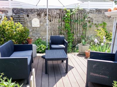Photo for Vacation home La Mazerolle in Saint Palais sur mer - 3 persons, 1 bedrooms