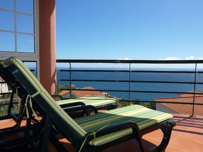 Photo for Five-star apartment with fantastic views over Madeira's south coast
