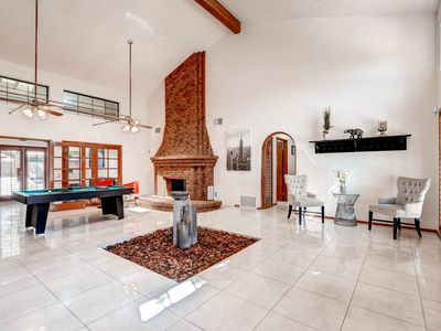 Photo for Charming Four Bedroom Home with Pool and Spa