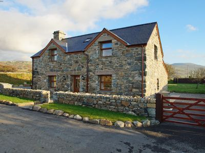 Photo for Hafod is a spacious, well-equipped and tastefully furnished cottage with wonderful countryside and s