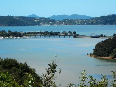 Photo for Extensive Bay Views to Waitangi Treaty Grounds ~ A short drive to Central Paihia