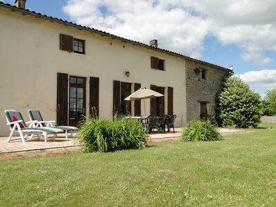 Photo for Spacious Farmhouse With Large Private Garden, Sleeps 7 with 3 En-suite Bedrooms