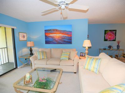 Photo for Comfortable  3 Bedroom Condo in Palm City. Close to Everything!!