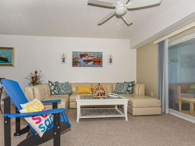 Photo for Gorgeous Estuary view 2 Bedroom 2 bath Condo located in building 5. OW5-306