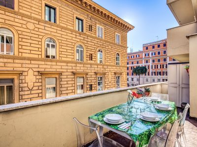 Photo for Holiday apartment Rome for 1 - 4 persons - Holiday apartment