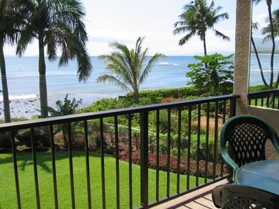 Photo for Special - Maui Island Hideaway Oceanfront - Spectacular View!