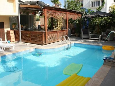 Photo for One bedroom apartment with a pool in Ashdod