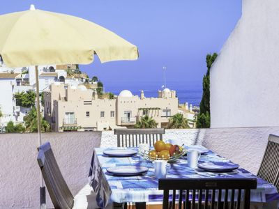 Photo for Vacation home Casa Tejon in Nerja - 4 persons, 2 bedrooms