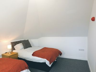 Photo for Sea View Room (4) Twin Quality Beds, Smart TV with FREE Wi-Fi