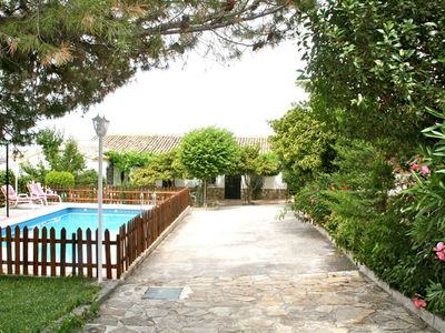 Photo for Beautiful villa on private land with olive and fruit trees