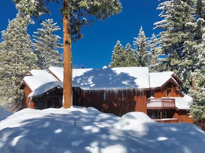 Photo for Welcome to Yosemite's Four Seasons!! Located inside Yosemite National Park!! Sleeps 10 with all t...