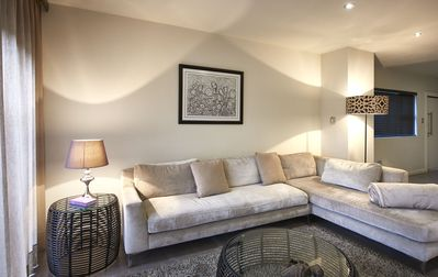 Photo for 4 Bedroom Executive Apartment with three king and 1 twin bed in Sandton CBD