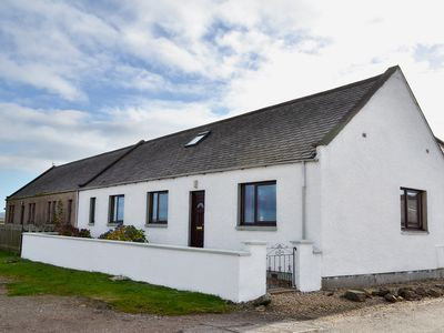 Photo for 4 bedroom accommodation in Kingston-on-Spey, near Fochabers