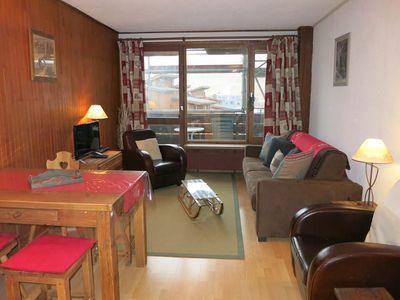 Photo for PLEASANT 2 ROOMS RENOVATED, NICE VIEW ON GRANDE MOTTE SOUTH FACING - MOUTIERE B1 N°65