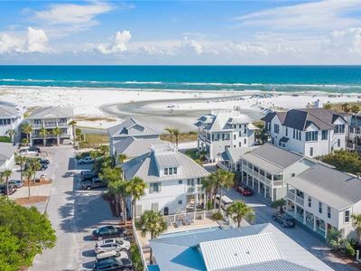 Photo for Gulfstrand Up - Gulf View, Grayton Beach, 30A, Seasonally Heated Community Pool!