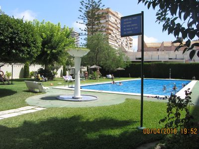 Photo for Alicante Apartment, San Juan Beach, 2nd line of beach