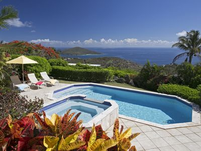 Photo for 3BR House Vacation Rental in Rosendal, St. Thomas